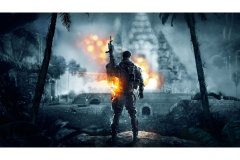 Battlefield 4 Game Mission, HD Games, 4k Wallpapers ...