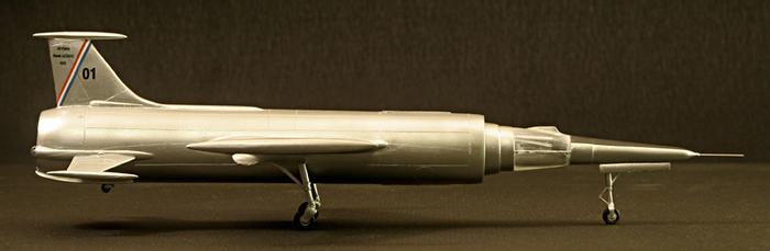 Leduc 022 (1:72 Mach 2) 1956