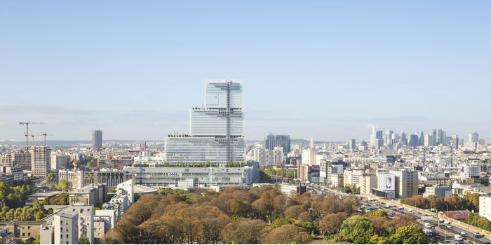 Parigi, Renzo Piano firma il nuovo Palais de Justice