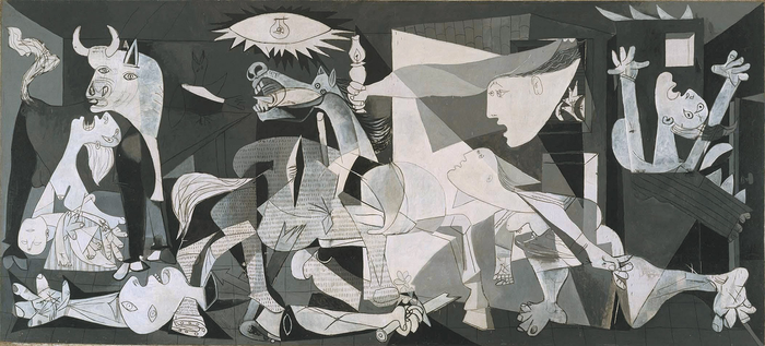 A Different Guernica | by John Richardson | The New York ...