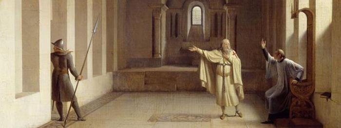Jacques de Molay : Le Dernier Grand Maître   Croix Templiers