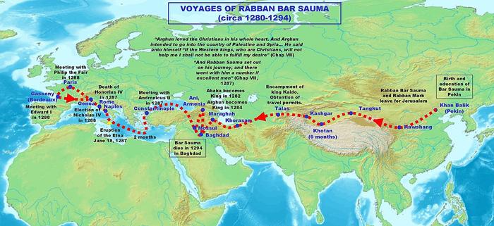 Rabban Bar Sauma - Wikipedia